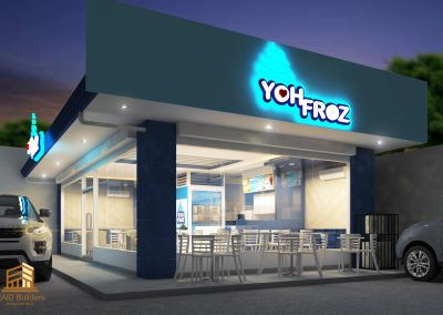 yoh frox exterior perspective